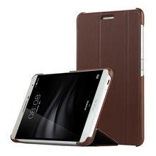 Coque en polyuréthane pour Huawei MediaPad T2 7.0 Pro housse intelligente en cuir tablette de protection pour HUAWEI jeunesse PLE-701L PLE-703L housse de protection