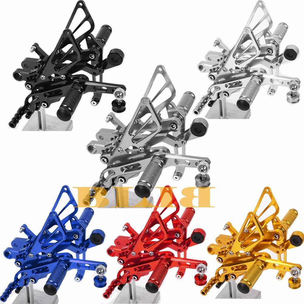Регулируемый задний набор для мотоцикла, с ЧПУ, для Yamaha FZ1 2006-2013, 2007, 2008, 2009, 2010, 2012, 2013