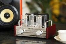 Boyuu A2 EL84 amplificateur de Tube HIFI EXQUIS Reisong 12AX7 lampe petit ampli de bureau