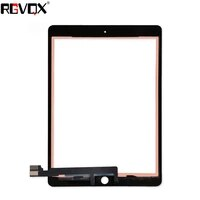 new touch screen for ipad pro 9 7 12 9 display front glass panel digitizer replacement whiteblack