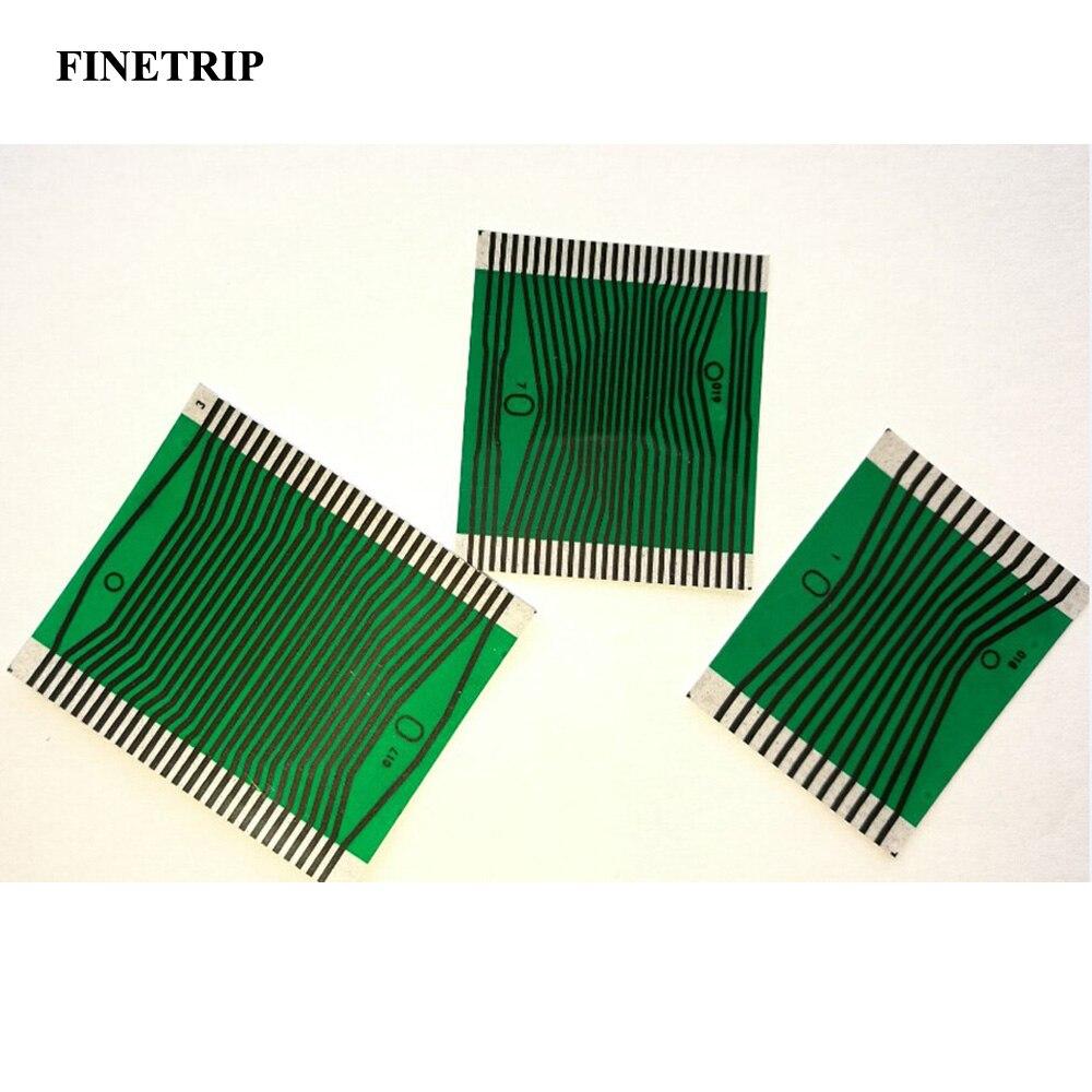 3 unids/set o 5sets para Mercedes w210, cable de cinta, conjunto de instrumentos, pantalla de píxeles, reparación MB, Cable W202, conjunto completo de seguimiento CNPAM