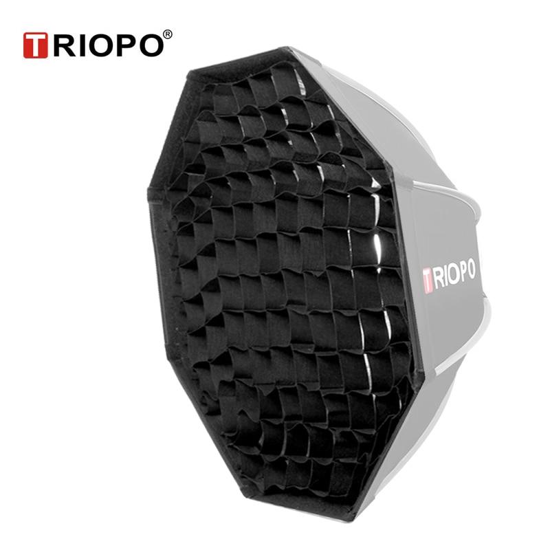 Photography Softbox KS90 / KS65 Honeycomb Grid for Triopo Portable 90cm 65cm Outdoor Octagon Umbrella Soft box