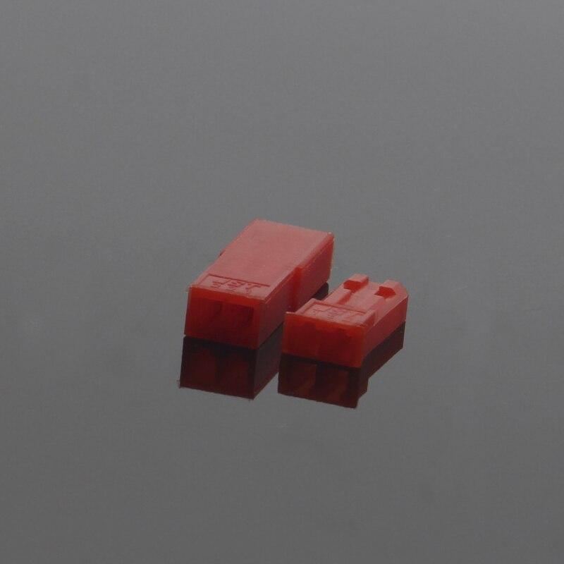 Conjuntos de 2.54 milímetros Conector JST SYP 10 Tomada Brinquedos Butt Plug Masculino Feminino 2 P Furos Para Bateria do Circuito de Controle