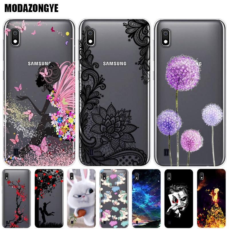 Case For Samsung Galaxy A40 Phone Case Samsung A40 A405F A405 A 10 SM-A405F A30 A50 A20 A10 Case Back Cover Silicone Soft TPU