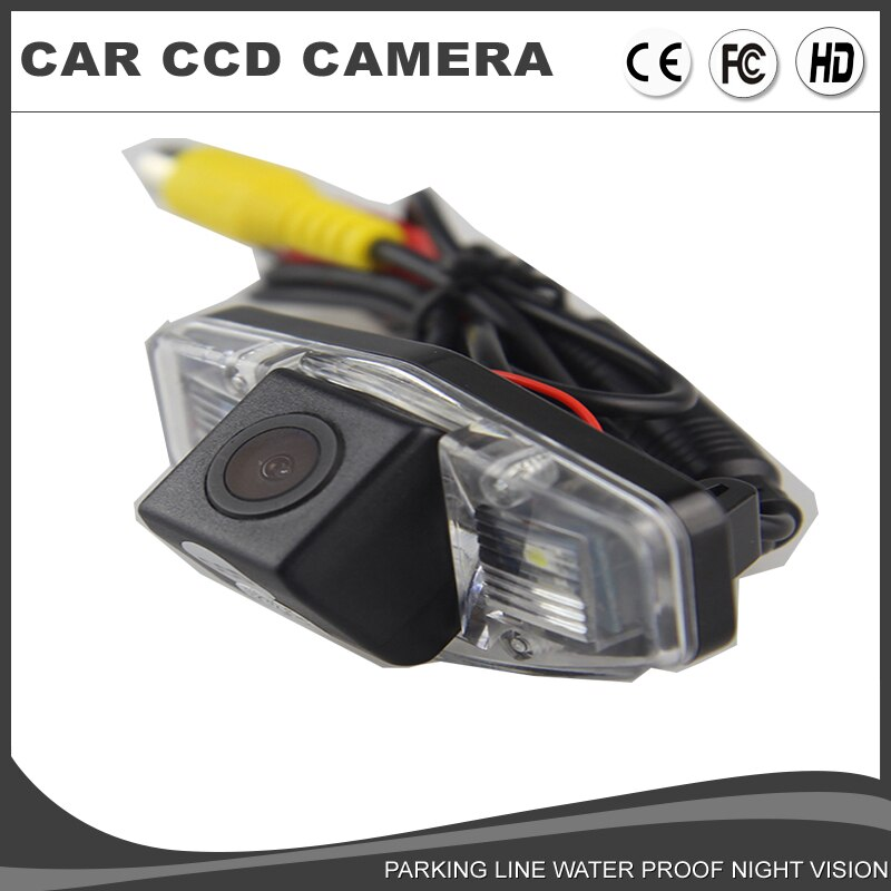 Cámara de visión trasera HD para Honda Accord 7 2003-2007 Pilot Civic Odyssey cámara de estacionamiento marcha atrás visión nocturna