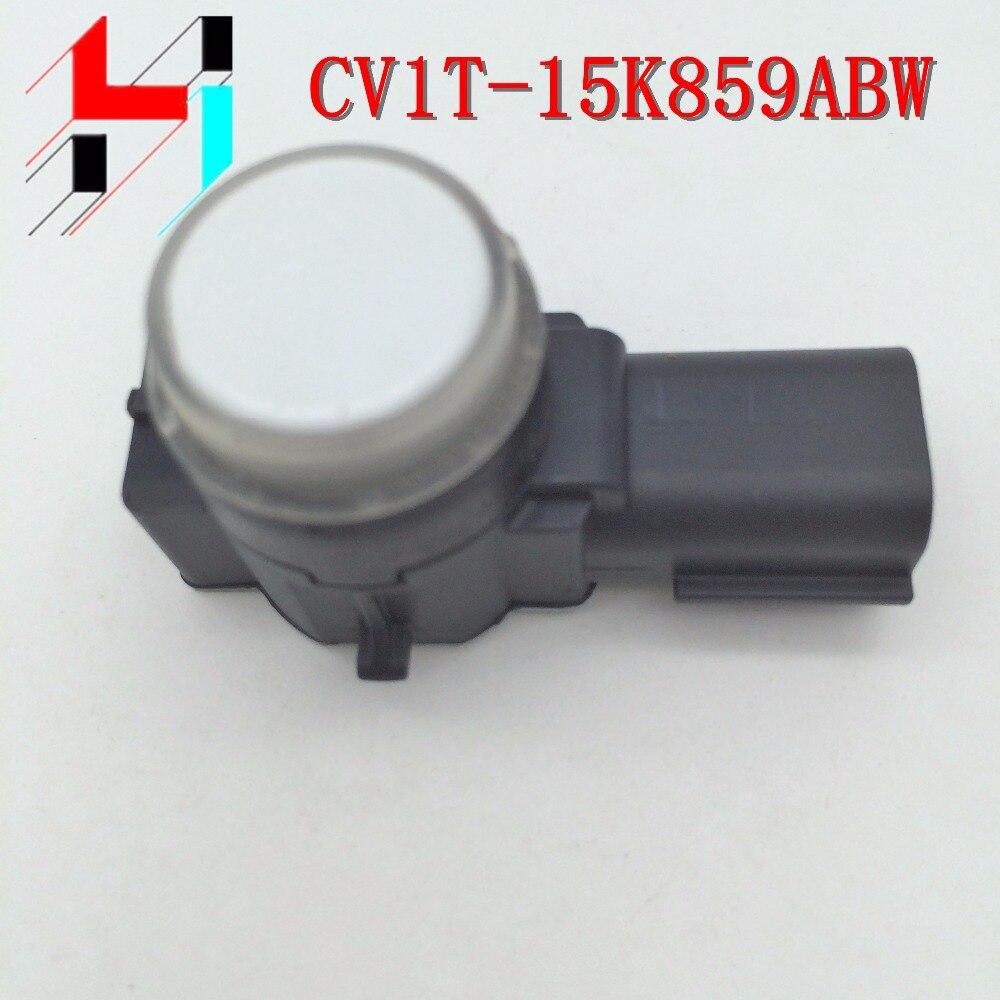 (10 uds) sensor de aparcamiento para coches original 100% CV1T-15K859ABW DE TRABAJO DE 0263023511 PDC, sensor de asistencia para parque de atracciones para Ecosport