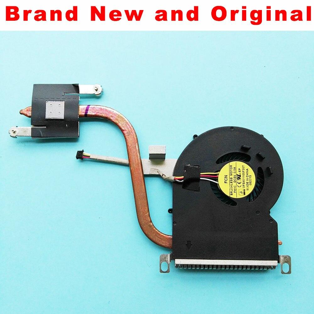 Nuevo radiador original 3TN69TMTP00 disipador de calor DFS481105F20T FH9C cpu ventilador refrigerador