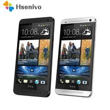 Débloqué téléphones mobiles dorigine HTC ONE M7 2GB RAM 16GB ROM Smartphone 4.7 pouces écran Android 5.0 Quad Core écran tactile HTC M7