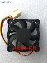 NANILUO Original  4010 DC12V A 0.18 MW - 410 h12b NF8 mute dual ball cooling fan speed