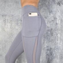 SVOKOR Fitness Frauen Leggings Push-up Frauen Hohe Taille Tasche Workout Leggins 2019 Mode Casual Leggings Mujer 3 Farbe