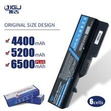 JIGU 6 Cellules batterie dordinateur portable 57Y6454 57Y6455 L09C6Y02 L09M6Y02 L09S6Y02 L10C6Y02 Pour Lenovo IdeaPad G460 G560 V360 V370 V470 Z460