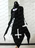 rozen maiden suigintou dress black gothic lolita cosplay costume