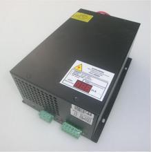 Alimentation Laser CO2 MYJG100W avec défaut de Signal régulateur AC 220 V/110 V et affichage de LED pour Tube Laser CO2