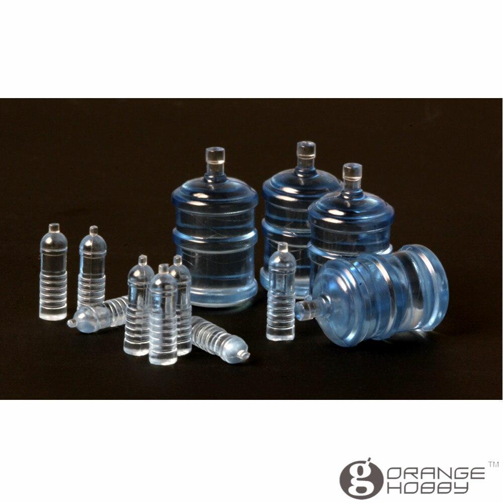 OHS Meng SPS010 1/35 botellas de agua potable para vehículo/Diorama 2 tipos de accesorios miniaturas Kits de construcción modelo oh