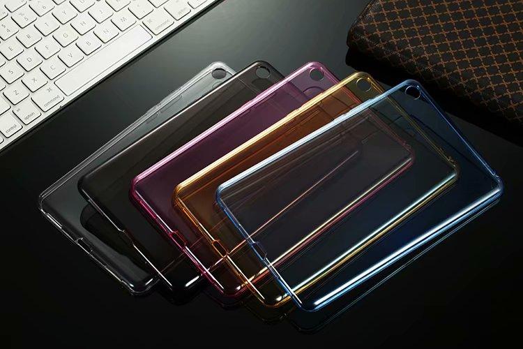 "Case For Xiaomi Mi Pad 4 MiPad 4 8.0"" Environmentally Friendly Tablet Silicon Soft Matte Cover Coque Capa Funda Mi Pad 4 +Pen"
