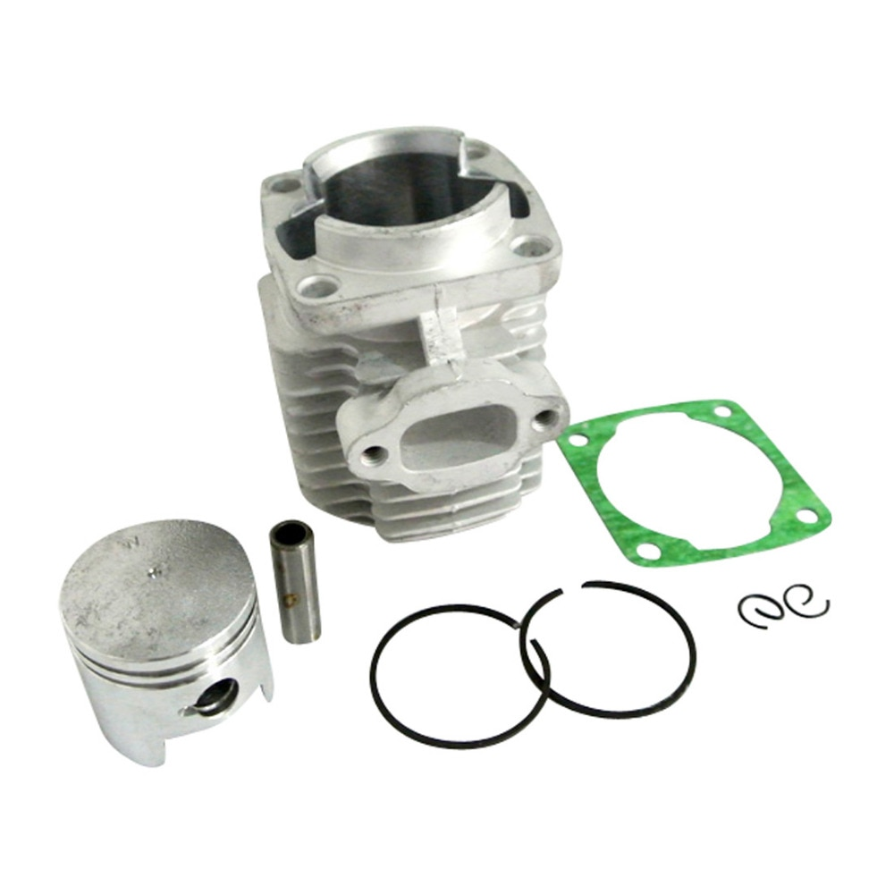 40 мм цилиндр головки поршня восстановить комплект для 2 цикла 43cc 47cc 49cc мини ATV велосипед части