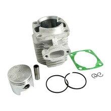 Kit de reconstruction de Piston 40mm   Pour 2 cycles 43cc 47cc 49cc Mini vtt pièces de vélo