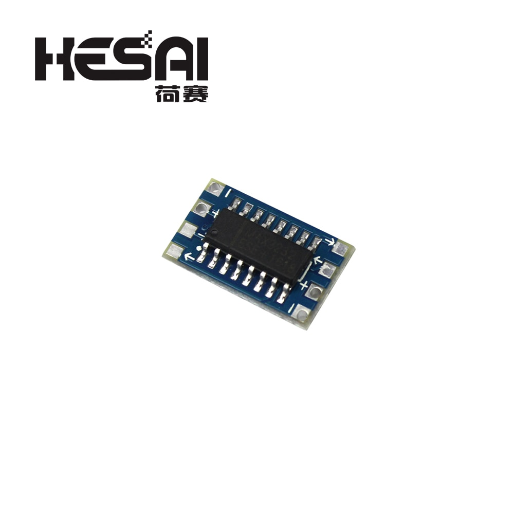 10pcs/lot Mini RS232 to TTL Converter Adapter Board Module MAX3232 3-5 V Electronic Parts Development Serial Port