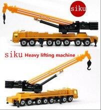 1 87 véhicules de construction en alliage, pétrolier haute simulation, modèle de SIKU-U1626, jouets éducatifs, livraison gratuite