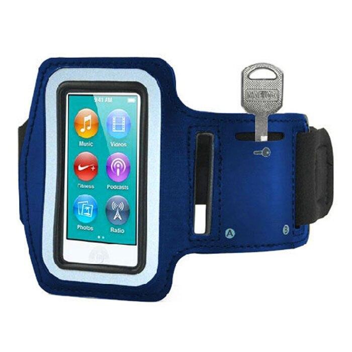 Funda deportiva brazalete gimnasio carrera para iPod Nano 7ª generación
