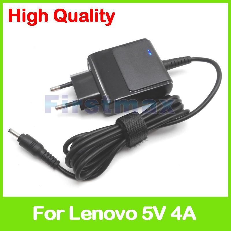 5 в 4A 20 Вт Зарядное устройство для ноутбука AC адаптер питания для Lenovo Miix 320-10ICR 310-10ICR 300-10IBY Ideapad 100S-80R2 ADS-25SGP-06 05020E