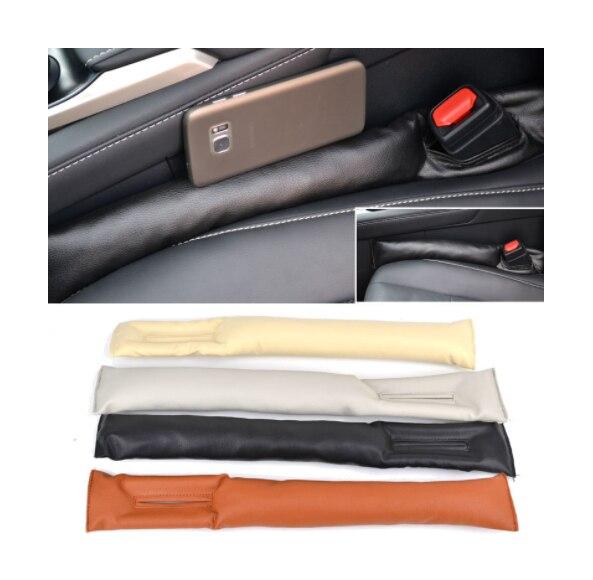 Delantera del coche de asiento tapón a prueba de fugas para Pad de espaciador estera cojín cómodo accesorios de coche Universal