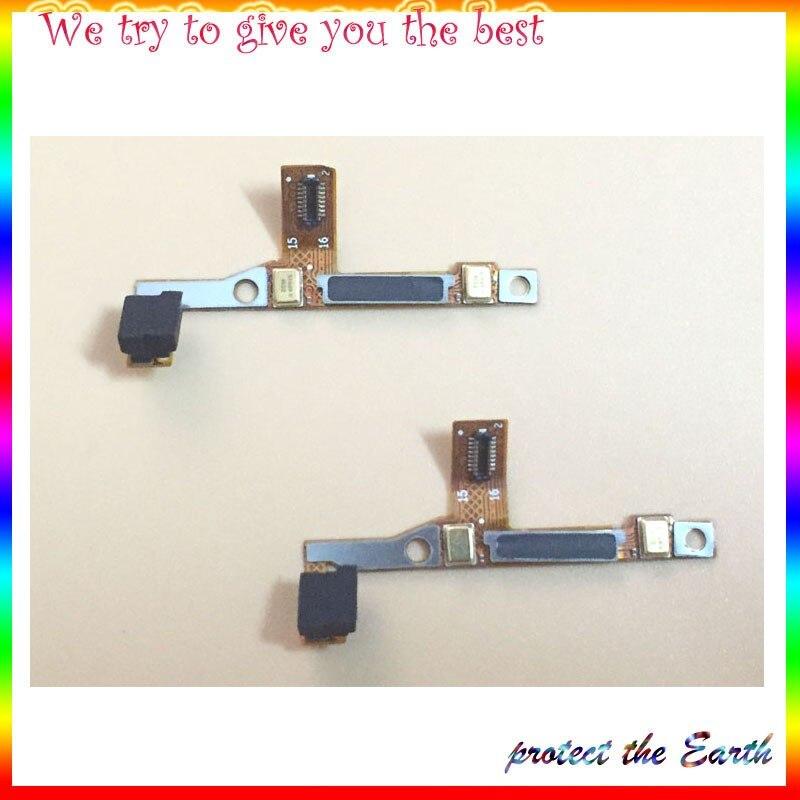 Оригинальный гибкий кабель для мобильного телефона для Blackberry classic Q20 Кнопка питания гибкий кабель Замена ленты