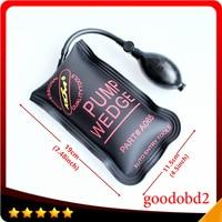 KLOM Inflatable Pump Wedge Locksmith Tools Auto Air Wedge Airbag Lock Pick Open Car Door Lock Tools Kit Herramentas