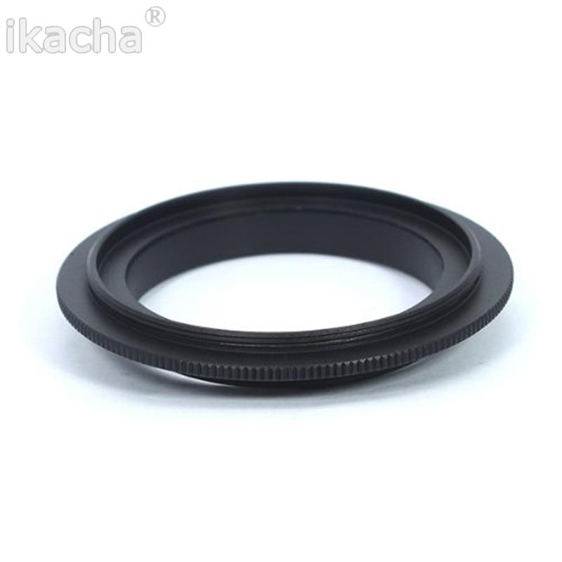 49/52/55/58/62/67/72/77mm lente Macro anillo de reversa adaptador para Nikon AI montaje para D3100 D3200 D5100 D5200 D5300 D7000 D7200 D90