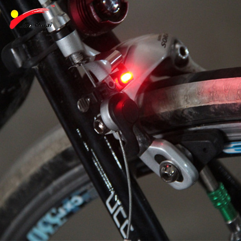 Brems Stop Signal Radfahren Licht Led Bike Lichter für Nacht Reiten Sicherheit Warnung Fahrrad Zubehör Luz Bicicleta Fahrrad Lichter