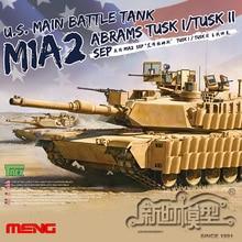 Assembler 135 modèle TS-026 américain M1A2 SEP TUSK I/TUSK II réservoir de bataille principal