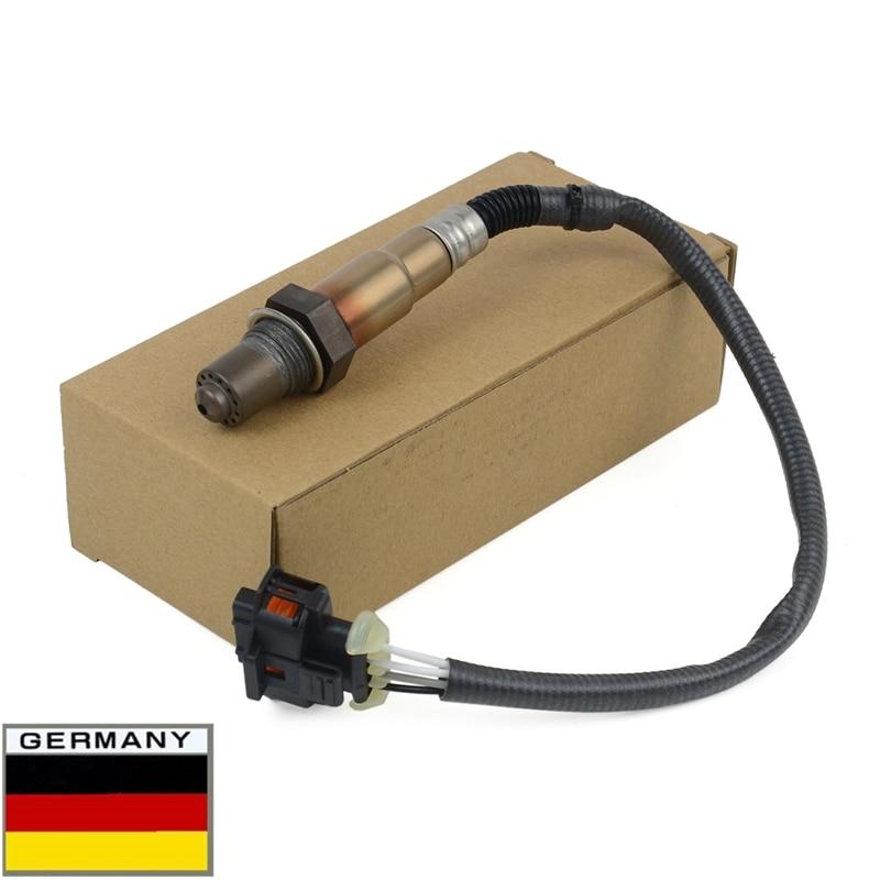 AP02 O2 Lambda Sensor de oxígeno para Vauxhall Astra Zafira Mk2 para Opel Astra G H Meriva Vectra C Zafira 0 258 006 499 de 0258006499