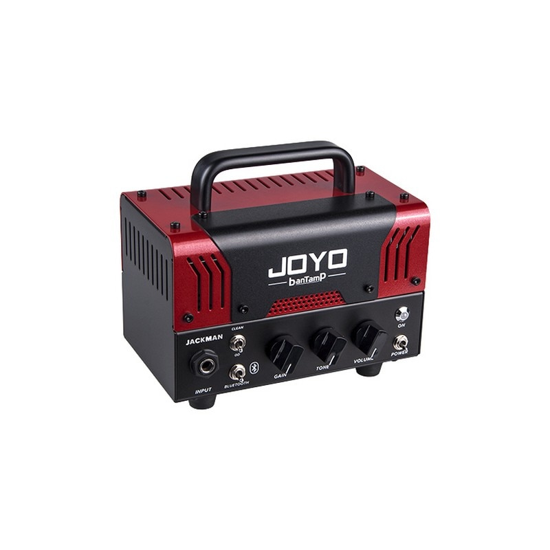 JOYO Bantamp Mini Tube Amps JACKMAN Electric Guitar Amplifier British Crunch with Wireless Connectivity for Music Playback enlarge