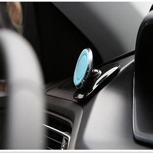 Car Stickers 360 Degree Magnetic Car Phone Holder Stand For saab key 9-3 9-5 emblem 93 evening dress 95 900 9000 accessories