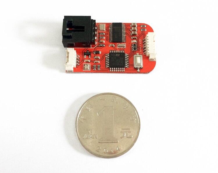 Новый модуль OSD N1 для DJI NAZA V1 V2 NAZA Lite GPS Mini, практичный Контроллер полета FPV
