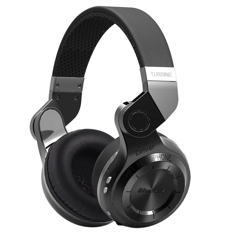 Hotsales Bluedio T2 bluetooth סטריאו אוזניות אלחוטי bluetooth אוזניות Hurrican סדרת אוזניות עם מיקרופון עבור טלפונים