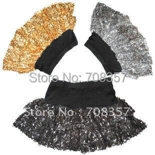 Grandes ahorros lentejuelas baile Mini falda Tutu Falda corta de los niños etapa disfraz Ropa de baile faldas bonitas