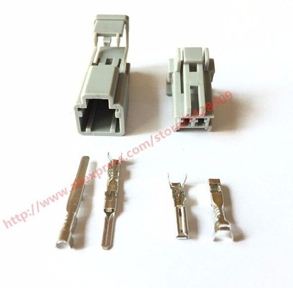 10 conjunto 6098-0240 6098-0239 kit sumitomo 2 pinos masculino fêmea carro conector do automóvel para nissan honda tronco bloqueio plug