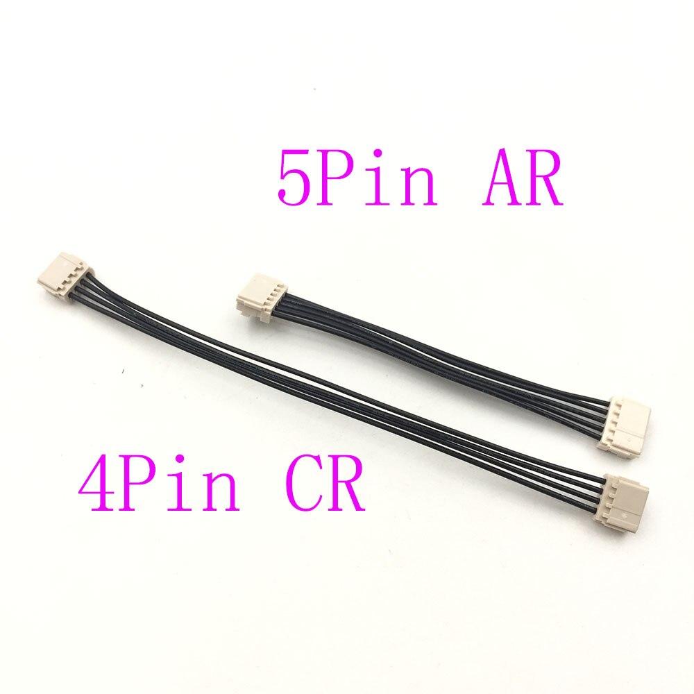 Sacó 4PIN 5Pin Cable de alimentación conector para Sony PS4 CUH-1115A ADP-240CR y CUH-1001A ADP-240AR y 1200 ADP-200ER