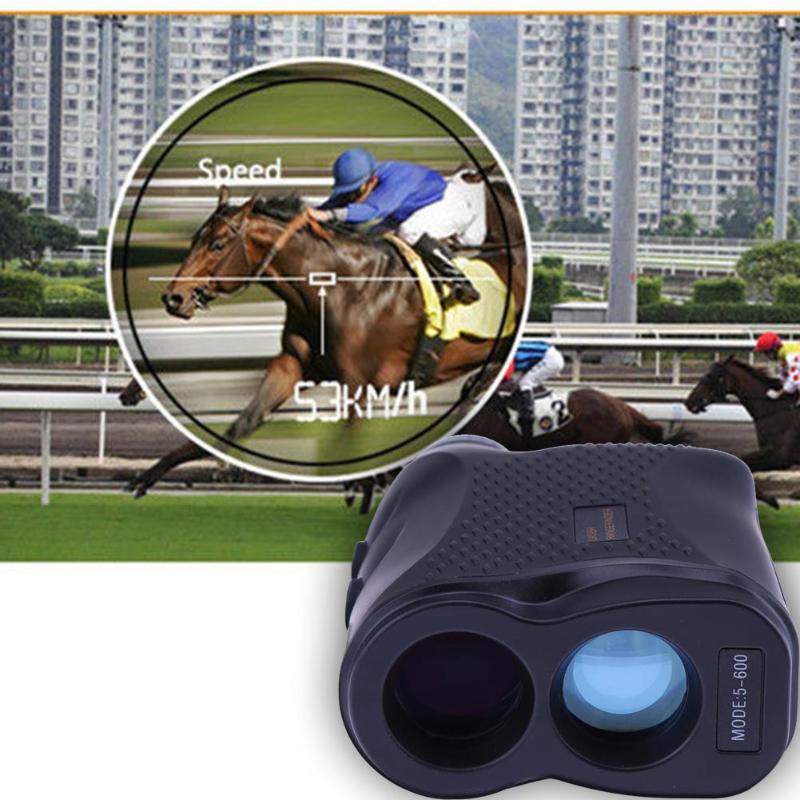 Telémetro láser Monocular de 600M/900M, para caza, Golf, deportes al aire libre, Telémetro Láser, herramientas de medición