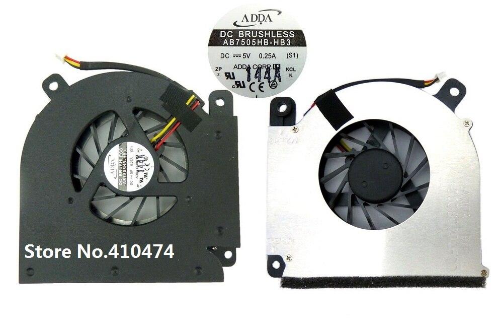 SSEA-ventilador de refrigeración de Nueva CPU para ordenador portátil Acer Aspire 3690,...