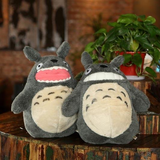 2019 Kawaii mi vecino Totoro juguetes de peluche Anime Totoro juguetes de peluche para niños 38cm
