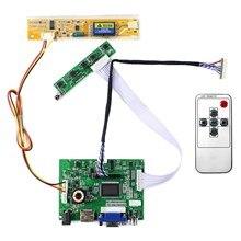 Плата для ЖК дисплея HD MI VGA 2AV, подходит для интерфейса LVDS, 12,1 дюймов, 1024x768 LTN121XJ L02 LTN121XJ L07 HT121X01 101 N121X5 L06 N121IA L02