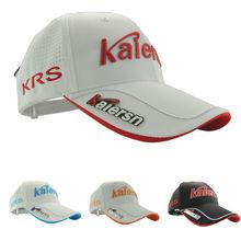Livraison gratuite chapeau de golf pour hommes (avec marque) casquette de baseball pare-soleil casquette de balle de golf, peut ajuster la taille