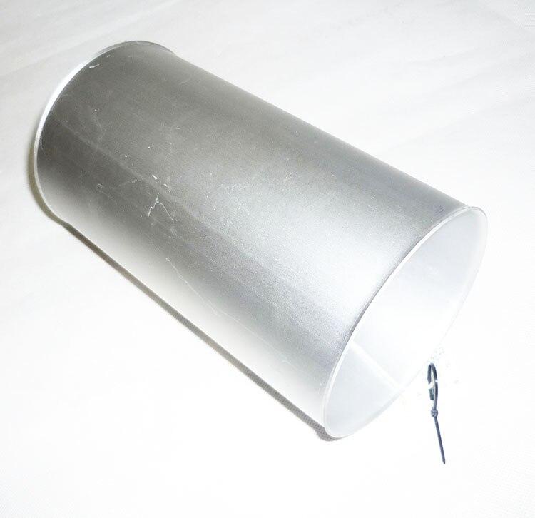 Air Suspension Repair kits Shock Absorber Aluminum Cover For BMW E65 E66 Rear 3712 6785 537