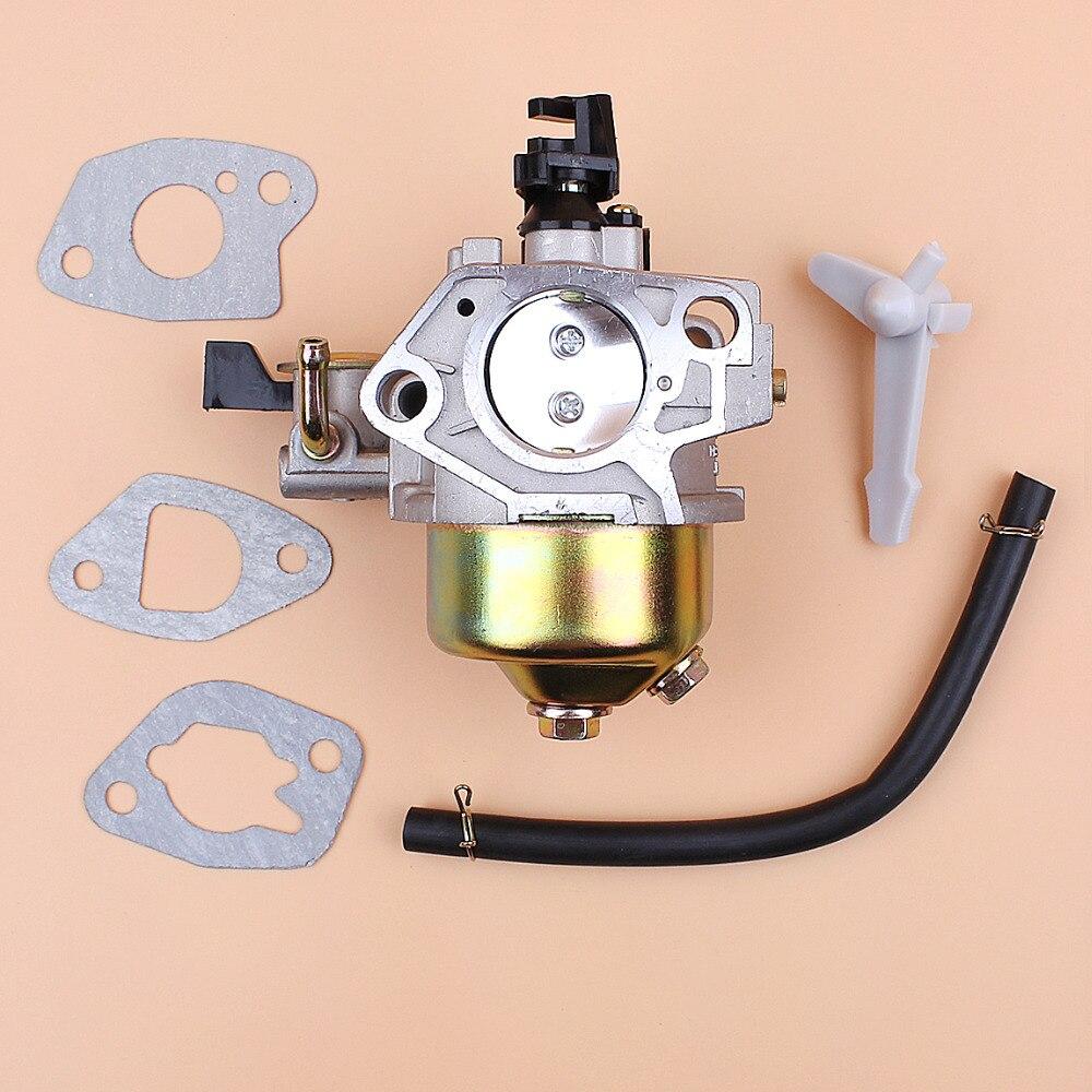 Carburetor Gaskets Kit Fit HONDA GX270 GX340 GX390 9HP 11HP 13HP 188F Engine Motor Mower Generator 16100-ZF6-V01, 16100-ZF6-V00 carburetor oil sensor switch insulator choke rod filter kit for honda gx390 13hp 188f gx340 11hp generator power engine