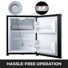 Portable Absorption Fridge Refrigerator 12V Mini Cooler Mute Operation 40L VERSATILE APPLICATION 60W