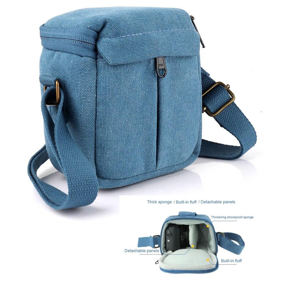 Saco Da Câmera Digital Photo Bag Case Para Nikon Coolpix S9900 S9700 S9600 A900 AW130s AW120 AW110 L840 L830 L820 L810 l620 L340 L330