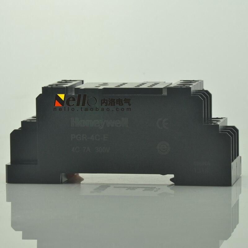 [SA] Honeywell base de relé PGR-4C-E 14 agujeros con relé GR-4C -- 20 unids/lote