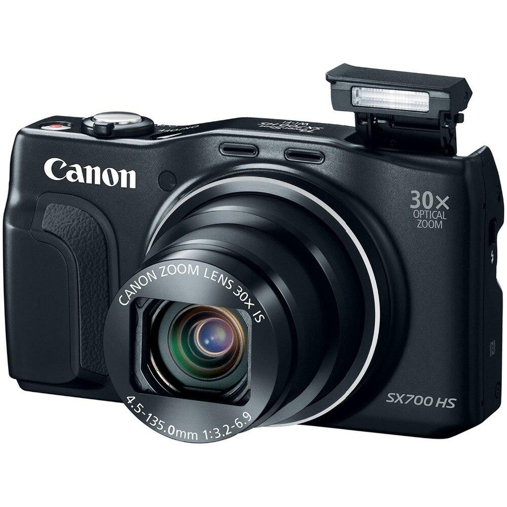 كاميرا رقمية مستعملة من Canon SX700 HS ، تعمل بشكل جيد بنسبة 100%